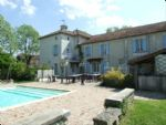 Former hotel restaurant with swimming pool for sale in popular tourist destination.