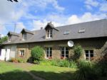Lovely longere with 4 bedrooms, garden and orchard with countryside views.