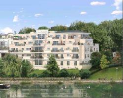 New buid apartments Neuilly sur Seine, Paris