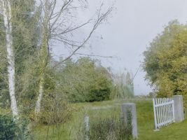 Close to LE FAOUET (56), building land of approximatly 441 sq,
