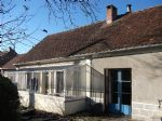 Situated in a small village in the North of the Limousin is this two bedroom house