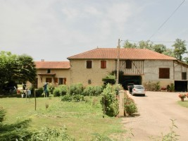 Old Mill House with Land and Excellent Gite Potential