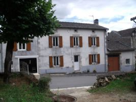 Nice renovated house 110m² 4 bedrooms, barn, garage