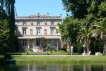 Between sea and mountains, very charming chateau set in a beautifull park with a pond, bamboo