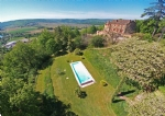 Restored castle with 11.5 hectares of land