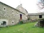 Farm stone granite and two large outbuildings