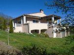 House with splendide view, garage,garden
