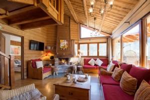 Luxury 6 Bedroom Chalet close to Super Morzine Lift