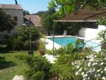 Sunny House with Pool and Garden on Village Edge