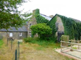 Property in brittany : good renovation project in peaceful village