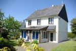10mins from dinan: quaint detached house with lovely lanscaped garden