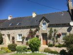 Pretty terraced stone house in country close to good village with amenities