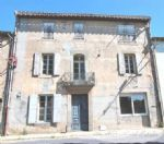 A two storey plus attic, stone house 285m², typically Maison de Maitre with central passage