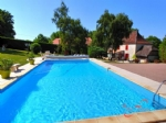 Loubressac (Lot) - Superb quality house with a pool in one of France's 'Plus Beaux Villages'