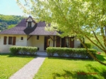 Nr Saint Cére (Lot) - Reduced - A lovely modern house with potential. Superb views.