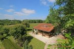 Ecuras (Charente/Dordogne border) - Pretty holiday cottage for sale with open views and stone barn