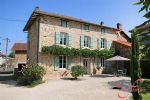 Vayres (Haute Vienne) - Three bedroom stone house  in a quiet hamlet