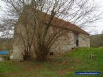 Large barn with a plot of 1600m² for sale in the Creuse.