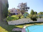 *Belle maison de campagne avec piscine et vue jusqu'à la mer.