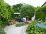 *Gorgeous property, with sunny garden, pool, edge of village.