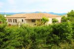 *Modern detached villa, quietly located near St Chinian with beautiful gardens.