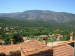 *Charming stone village house with stunning mountain views.