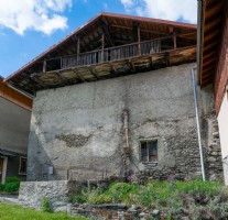 Barn to Renovate Near La Côte d'Aime