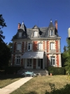 Wonderful chateau with pool and 2 apartments