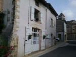 Spacious 3 Bedroom House In The Medieval Village Of Nanteuil En Vallée