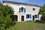 Pretty, Rural House Close To Mansle With Gardens on 1888m²