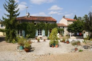 Pretty House With Gîte, Swimming Pool And A Lot of Potentiel