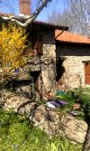 Stone, Renovated Farmhouse in the Forez Mountains