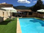 Large House with Pool in the Southern Alpes, on 7000m2 of Land with Trees