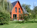 Beautiful Recently Built Equestrian Property Near Honfleur
