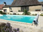 Perigordine Farmhouse with Swimming Pool & Barns