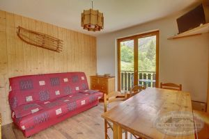 Studio for sale in the resort of Saint-Jean-d'Aulps