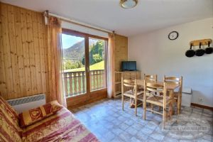 Studio cabin for sale in St Jean d'Aulps resort