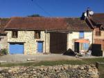 Belle Longère Divisée en 2 Maisons avec Terrain - St Benoit du Sault - Chaillac