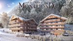 New Build High End Apartment For Sale, Montriond