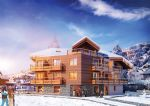 New Build Luxury 1st Floor Apartment For Sale; Valloire