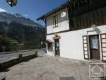 A property in the heart of Les Contamines for renovation.