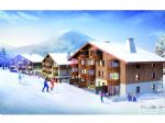 A high quality, yet affordable, apartment development alongside the skiing in Abondance.