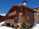 Detached, ski in - ski out, chalet at Bisanne 1500.