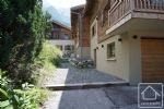 A newly renovated, 4 bed chalet style apartment in a quiet, residential area of Les Houches.