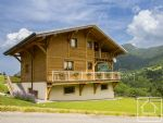 An immaculate 4 bedroom, 2 bathroom chalet in Seytroux village.