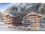 A new-build apartment within walking distance of Montriond village centre and on the ski bus route.