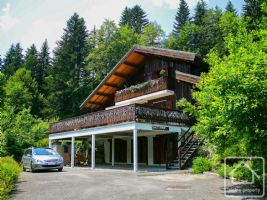 A spacious 5 bedroom, 4 bathroom chalet with glorious views.
