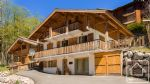 A modern 5 bedroom, 5 bathroom chalet in perfect condition, in a ski in, ski out location.