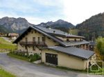 A roomy two bedroomed, ground floor apartment with a rare garden and walking distance to the piste