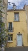 Nice stone village house with 80 m² of living space and roof terrace.